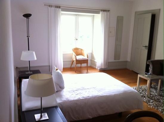 Schloss Ueberstorf: chambre 10