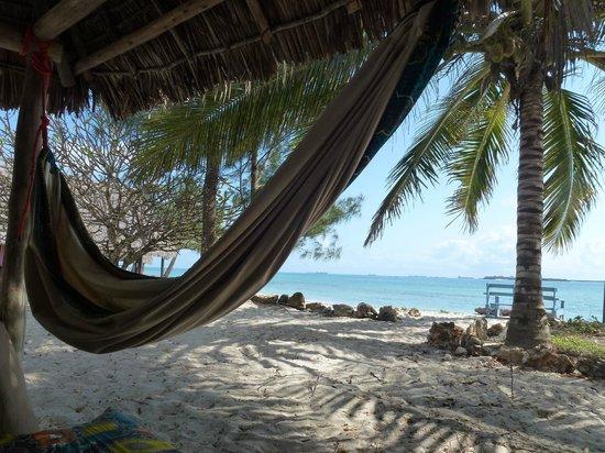 Mikadi Beach: View from bar