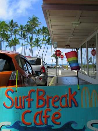 Surf Break Cafe