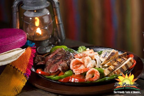 ‪La Parrilla Mexican Restaurant‬