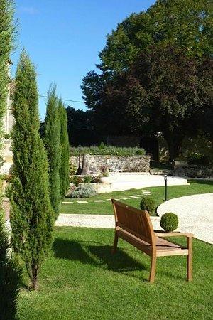 Chateau Claud-Bellevue: Perfeito para descansar.