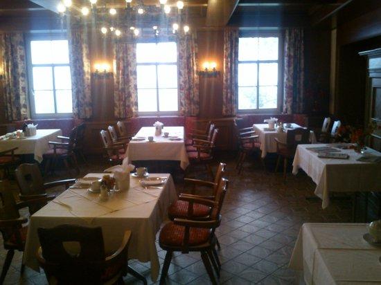 Hotel Pfeifer Kirchenwirt: sala da pranzo