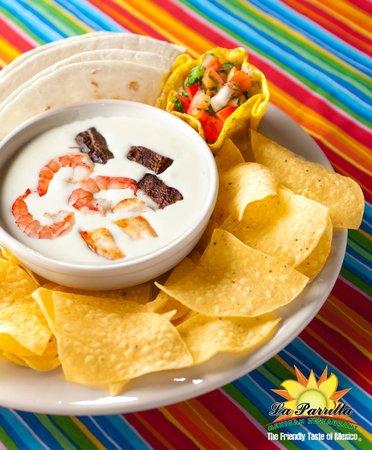 La Parrilla Mexican Restaurant: La Parrilla Dip