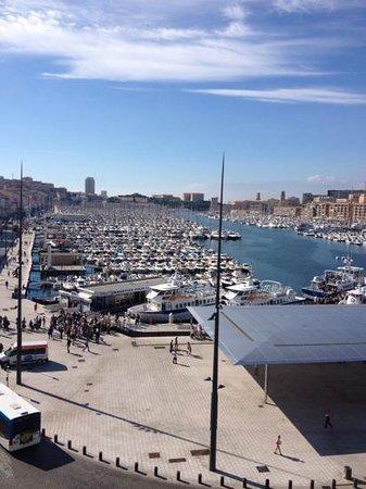 Hotel Alize Marseille - Vieux Port: utsikt från rummet