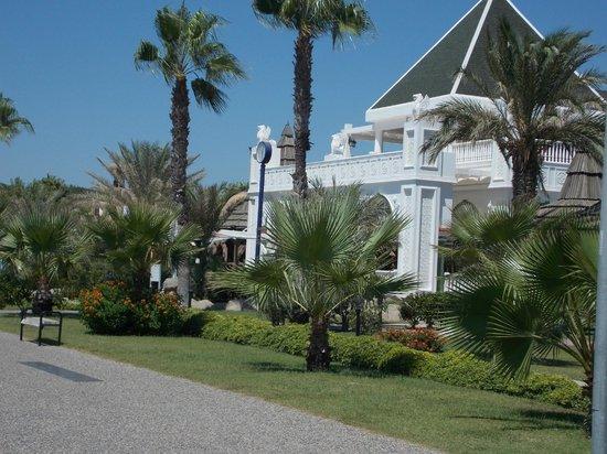 Kamelya K Club : Promenade