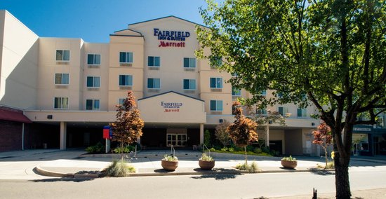 Fairfield Inn & Suites Seattle Bremerton: Welcome to the Fairfield Inn & Suites Bremerton