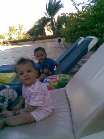 Hurghada SeaGull Beach Resort: M.Al Taweel