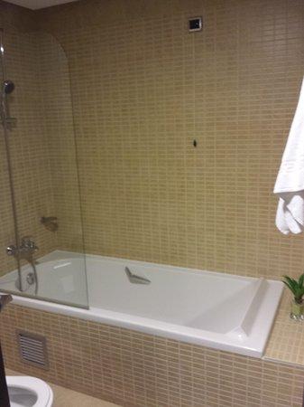 Hotel Lisboa : bagno