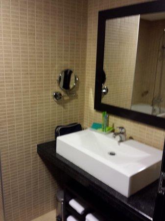 Hotel Lisboa: bagno