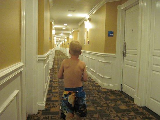 Best Western Plus Kingsland: Hallway