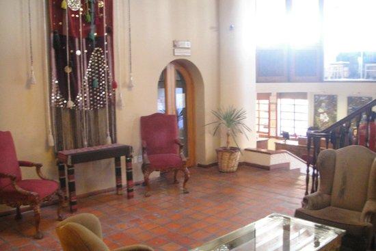 Hotel Rosario La Paz: Ornamentação do Hotel
