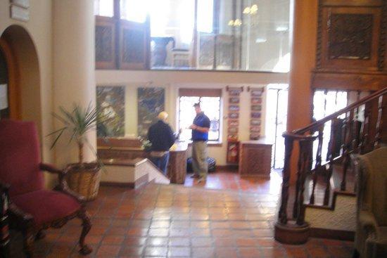 Hotel Rosario La Paz: Entrada do hotel