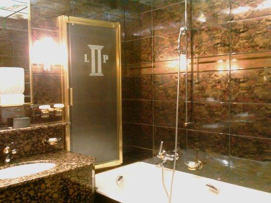 Lausanne Palace & Spa : bagno
