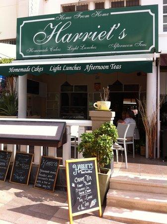 Harriet's Tea Room and Restaurant: HARRIETS HOME FROM HOME