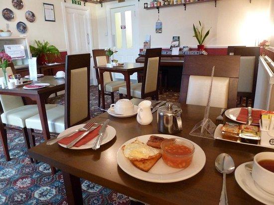 Ceilidh Bed and Breakfast : Frühstücksraum