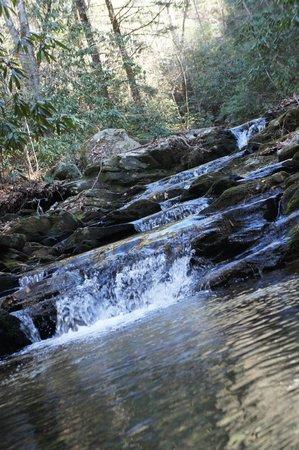 Hearthstone Lodge: Sugar creek 1 mile