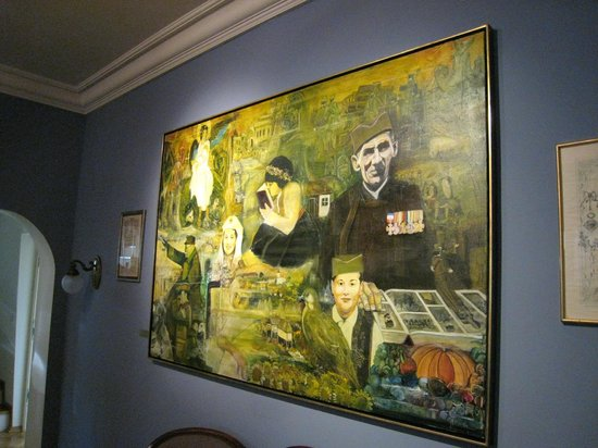 House of Colovic: Artwork celebrating the family history