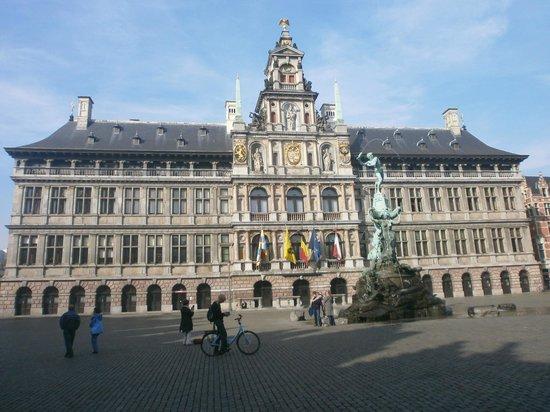 Town Hall (Stadhuis): Stadhuis