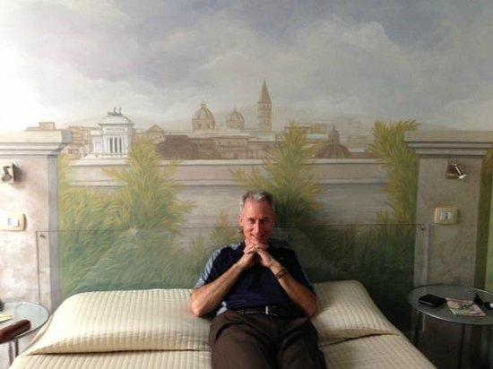 Suites Trastevere : Gianicolo room