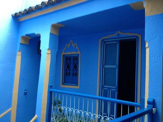 Hotel Dar Terrae : Vista fachada