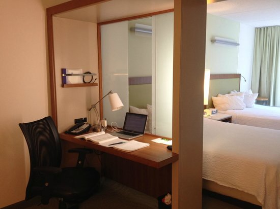 SpringHill Suites Athens: Room 221