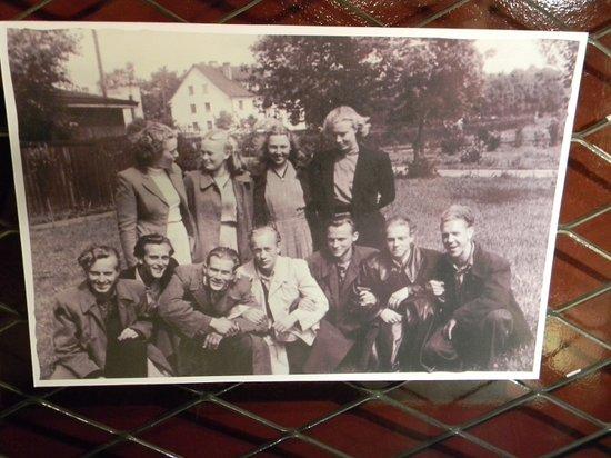 KGB Cells Museum: Resistance group photo