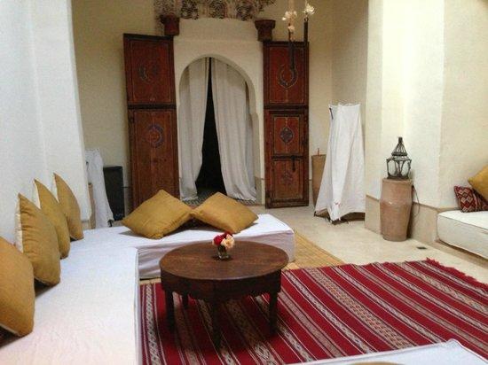 Dar el Qadi : La stanza
