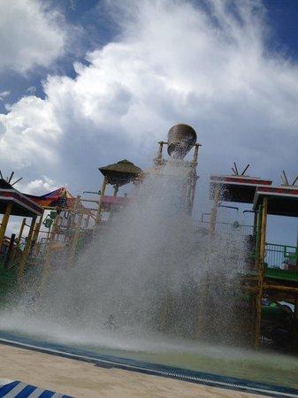 All Ritmo Cancun Resort & Waterpark: Parke acuatico