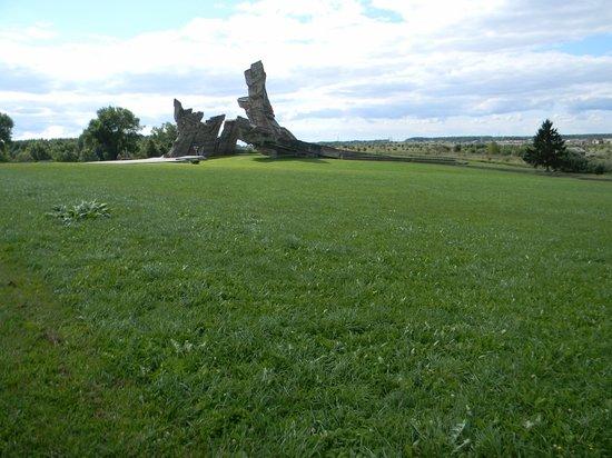 Ninth Fort: Mass Grave