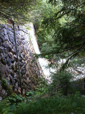 Silberkarklamm: The other side of the aqua marine waterfall