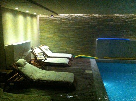 Costa Colonia Riverside Boutique Hotel: Spa