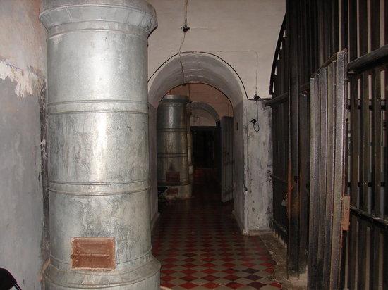 Neuvième fort : Hallway