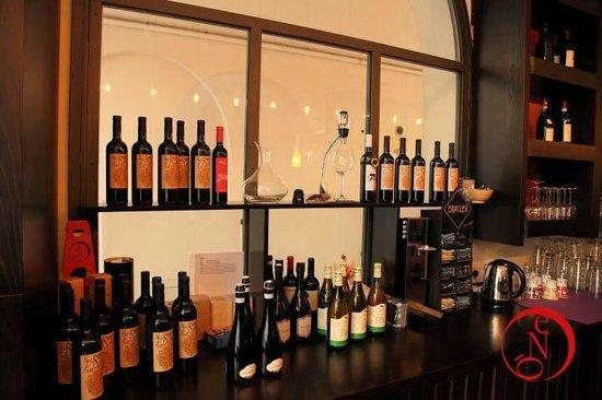 Eno - Enoteca Birreria Tisaneria: Il vino