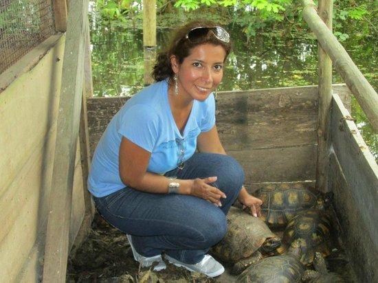 Amazon Rainforest Lodge: Disfrutando de los servicios de turismo