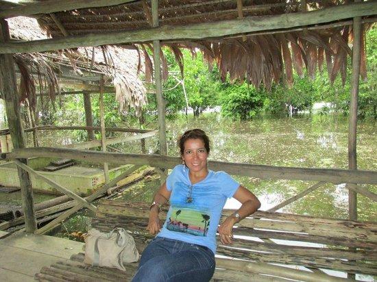 Amazon Rainforest Lodge: Naturaleza