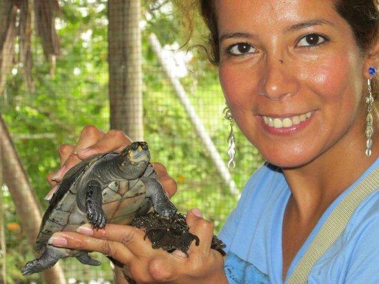 Amazon Rainforest Lodge : Feliz en contacto con la Naturaleza