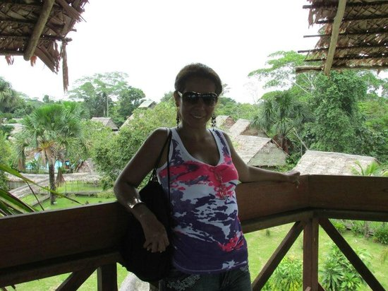 Amazon Rainforest Lodge: Desde el Mirador