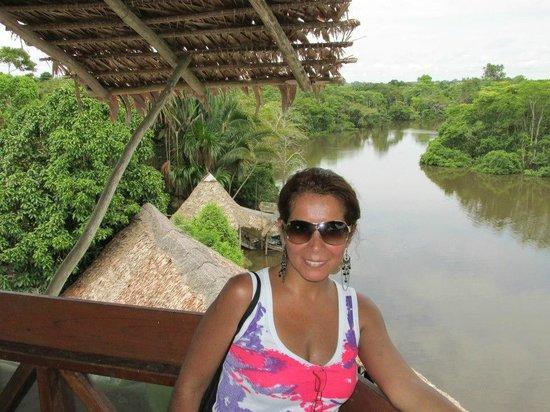 Amazon Rainforest Lodge: Mirador