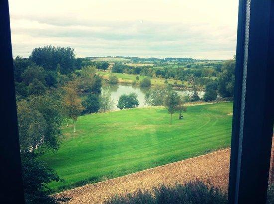 Hellidon Lakes Golf & Spa Hotel: View