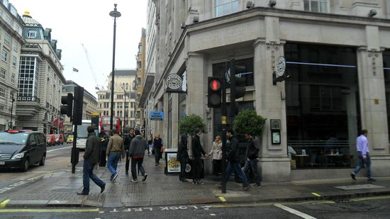 PizzaExpress - Coptic Street : Londres