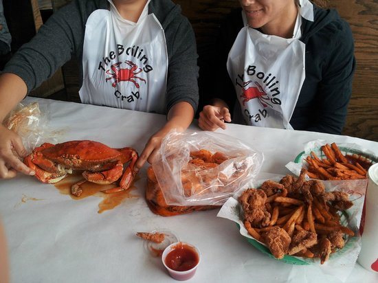 The Boiling Crab Las Vegas Restaurant Reviews Phone
