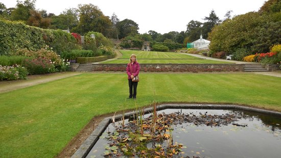 Waterford, Irlande : Mount Congreve Walled Garden