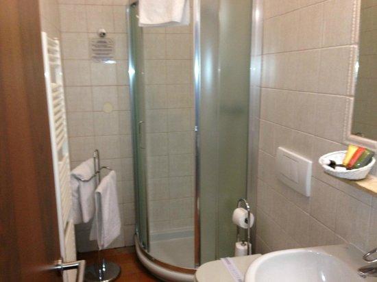 Hotel Praga 1 : Bagno