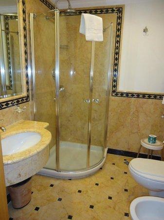 Marconi Hotel : Il mio bagno