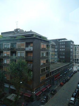 Marconi Hotel : Veduta dalla mia camera