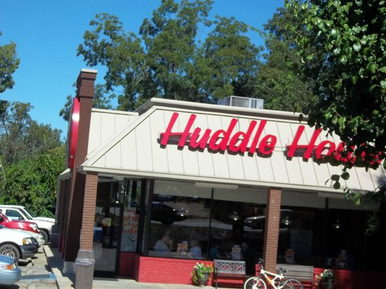 Huddle House Milledgeville Ga Picture Of Huddle House