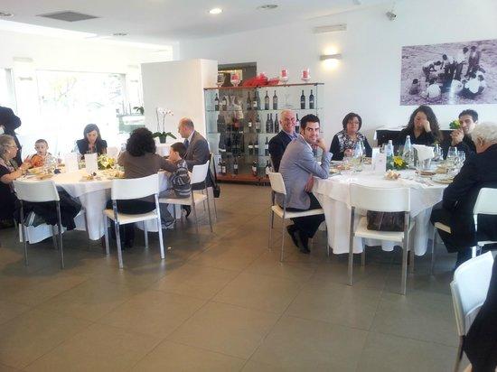 Hotel Villa D'Amato: Altro particolare della sala