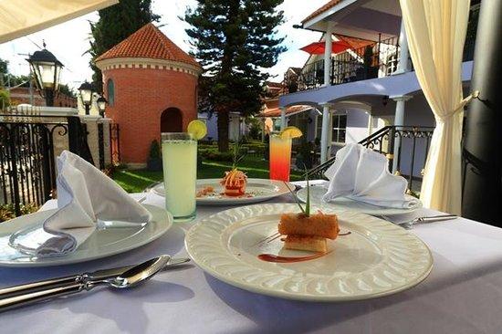 Casa Bonita Hotel Boutique: Restaurante Estrella del Mar