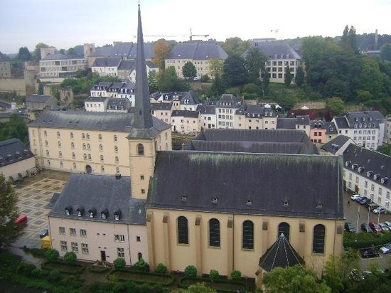 ... of Centre Culturel de Rencontre Abbaye de Neumunster, Luxembourg City