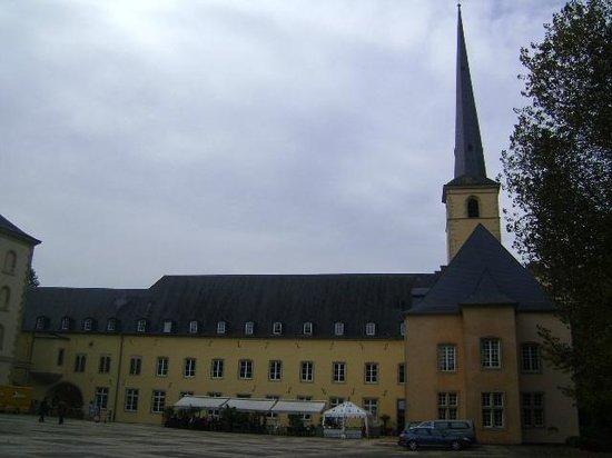 Centre Culturel de Rencontre Abbaye de Neumûnster : Abadía de Neumünster, Ciudad de Luxemburgo, Luxemburgo.